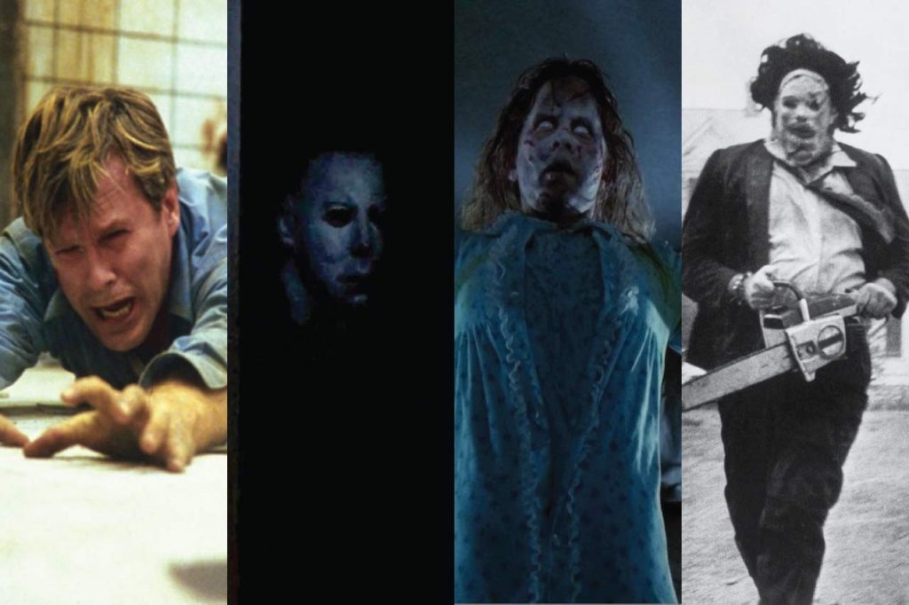 TOP 10 HORROR FILMS OF ALL TIME