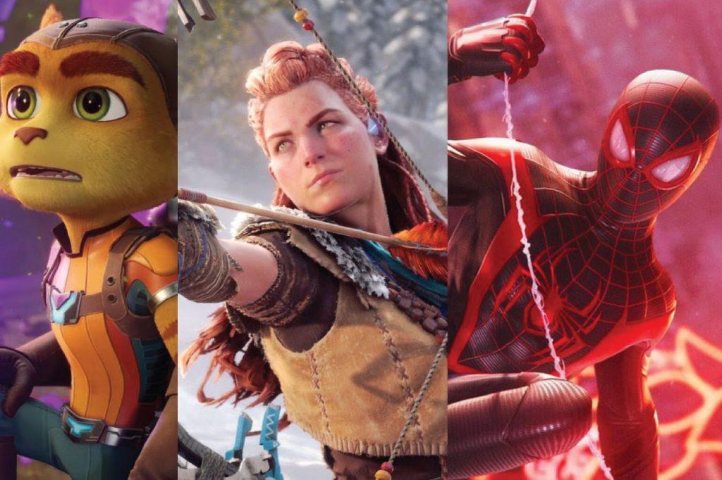 Top 10 Ps5 Games 2020