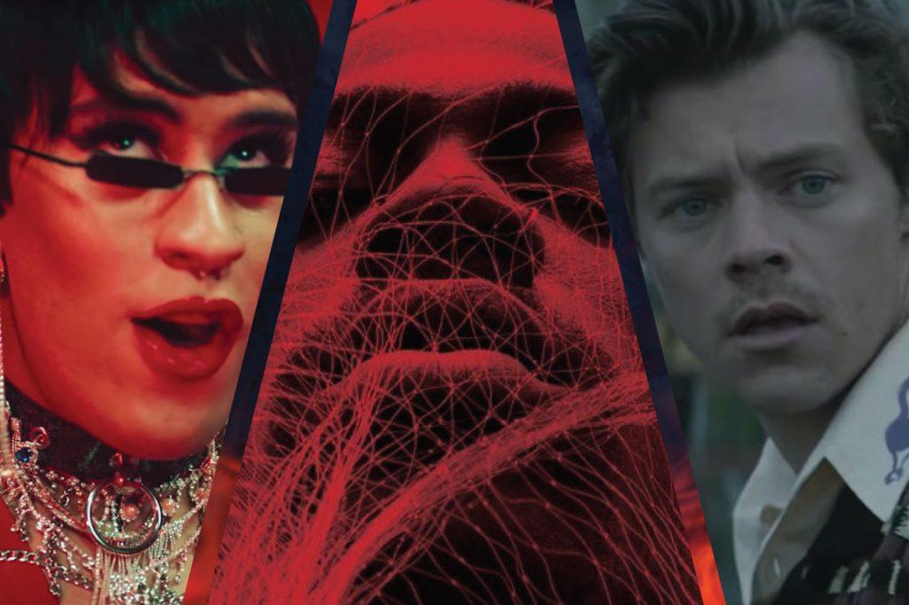 Top Ten Music Videos of 2020