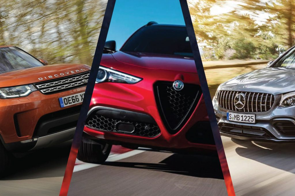 Top 10 luxury SUV Cars in the world