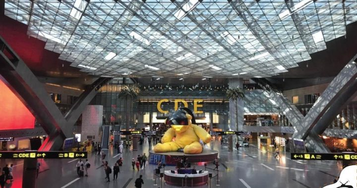 Top 10 Airports in the World in 2021