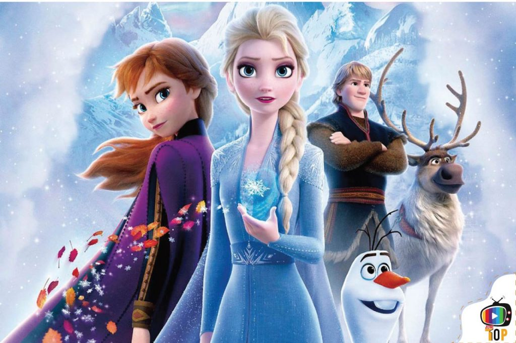 Top 10 Disney Movies in 2021